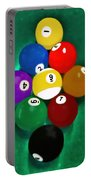 Billiards Art - Your Break 1 Portable Battery Charger