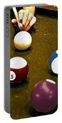 Billiards Art - Your Break -art 8 Portable Battery Charger