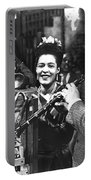 Billie Holiday Louis Armstrong Barney Bigard  New Orleans Set 1947-2010  Portable Battery Charger