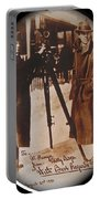 Billy Bitzer D.w. Griffith Pathe Camera Way Down East 1920-2013 Portable Battery Charger