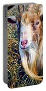 Billy Goat Closeup Portable Battery Charger
