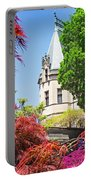 Biltmore And Japanese Maple Trees Portable Battery Charger