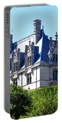 Biltmore House In Summer Portable Battery Charger