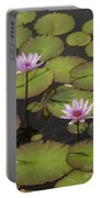 Biltmore Water Lillies Portable Battery Charger