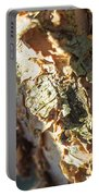 Birch Bark Portable Battery Charger