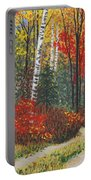 Birch Trail Portable Battery Charger