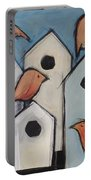 Bird Condo Association Portable Battery Charger