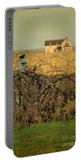 Bird House And Farm Portable Battery Charger