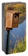 Bird House Autumn 1 Portable Battery Charger
