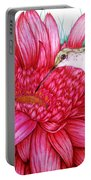 Bird In Bloom Portable Battery Charger
