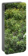 Bird In Bush Portable Battery Charger