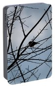 Bird In The Bush Portable Battery Charger