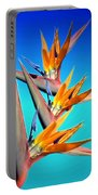 Bird Of Paradise 2013 Portable Battery Charger