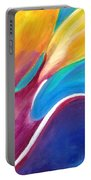 Bird Of Paradise 1 Portable Battery Charger