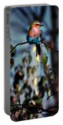 Bird On A Limb Portable Battery Charger