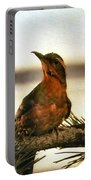 Bird On The Wire Portable Battery Charger