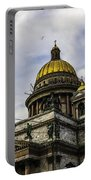 Bird Over St Basil's Cathedral Portable Battery Charger