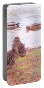 Bird Wildlife Portable Battery Charger