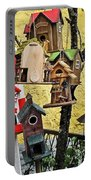 Birdhouse Subdivision Portable Battery Charger
