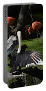 Birds Gather Portable Battery Charger