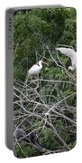 Birds In The Brush Portable Battery Charger