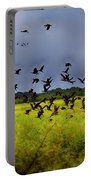 Birds Of The Wetlands V11 Portable Battery Charger