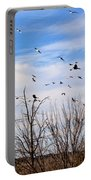Birds Portable Battery Charger