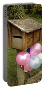 Birthday Balloons Portable Battery Charger