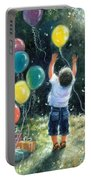 Birthday Boy Portable Battery Charger