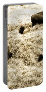 Bison Herd Portable Battery Charger