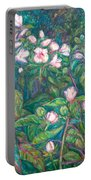 Bisset Park Hibiscus Portable Battery Charger