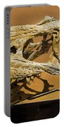 Bistahieversor Dinosaur Skull Fossil Portable Battery Charger