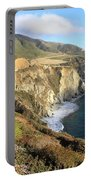 Bixby Bridge Over The Creek Portable Battery Charger