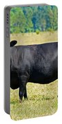 Black Angus Cattle Portable Battery Charger