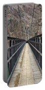 Black Bridge Portable Battery Charger