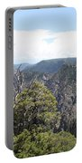 Black Canyon Of The Gunnison Panorama Portable Battery Charger