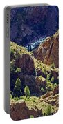 Black Canyon Of The Gunnison Portable Battery Charger