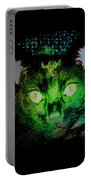Black Cat Night Vision Portable Battery Charger