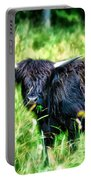 Black Cow Portable Battery Charger