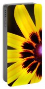 Black Eyed Susan 3 Portable Battery Charger