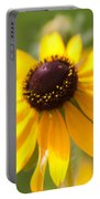 Black-eyed Susan With Friend Portable Battery Charger
