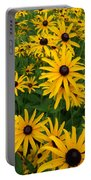 Black Eyed Susan's Portable Battery Charger