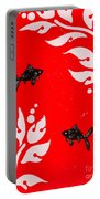 Black Fish Right Portable Battery Charger