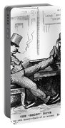 Black Friday Cartoon, 1873 Portable Battery Charger