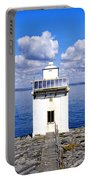 Black Head Lighthouse Portable Battery Charger