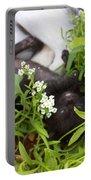 Black Kitten Portable Battery Charger