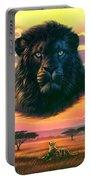 Black Lion Portable Battery Charger