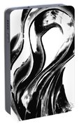 Black Magic 306 By Sharon Cummings Portable Battery Charger