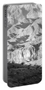 Black Mountains Of Arizona Portable Battery Charger