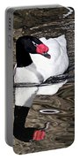Black Necked Swan Portable Battery Charger